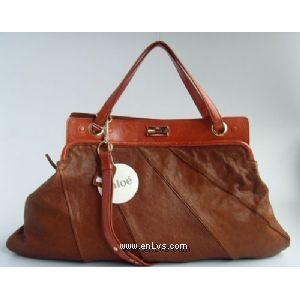 chloe brown leather 508904