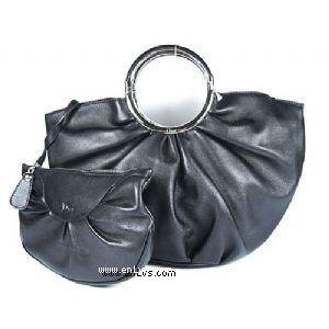 dior black leather 2809