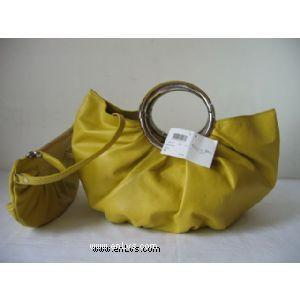 dior yellow cuir verni 16047
