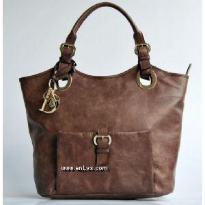 Christian Dior 2545 deepcoffee handbag